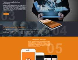 #10 for Design a website for a technology company by mnislamsaju2