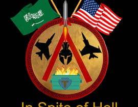 #32 untuk Military Moral Logo oleh azmimakhter5