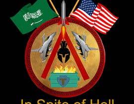 #34 untuk Military Moral Logo oleh azmimakhter5