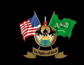#40 untuk Military Moral Logo oleh khatunfariya143