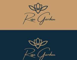 Nro 48 kilpailuun Logo Design For Rose Garden käyttäjältä AlShaimaHassan