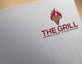 """Nro 207 kilpailuun LOGO DESIGN FOR. """"The Grill and Pud"""" käyttäjältä mohammadasaduzz1"""