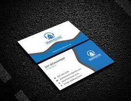 #10 untuk Namecard design oleh ishamsul1478