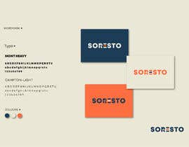 #440 for Design logo for SORESTO by tahminayuly04