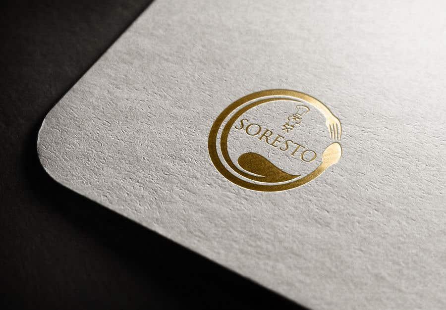Penyertaan Peraduan #                                        358                                      untuk                                         Design logo for SORESTO