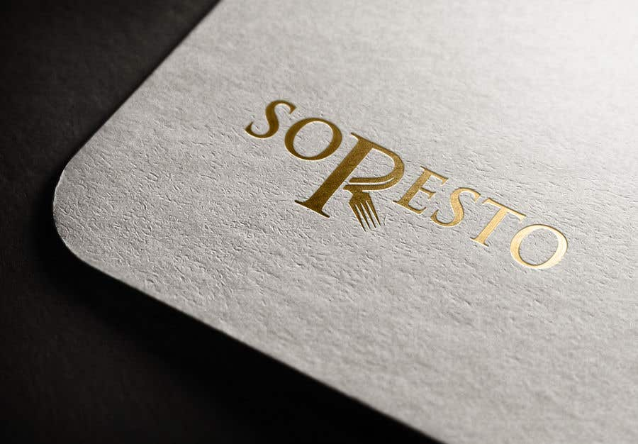 Penyertaan Peraduan #                                        430                                      untuk                                         Design logo for SORESTO
