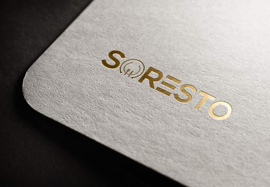 Penyertaan Peraduan #                                        498                                      untuk                                         Design logo for SORESTO