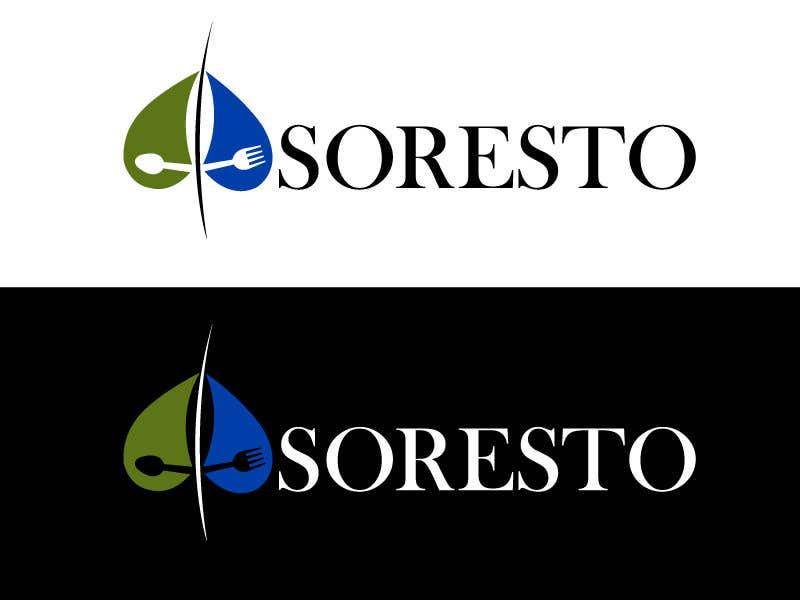 Penyertaan Peraduan #                                        92                                      untuk                                         Design logo for SORESTO