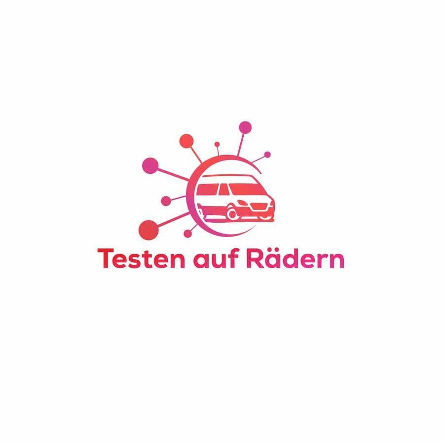 """Konkurrenceindlæg #                                        41                                      for                                         Logo for """"mobile COVID-test"""""""