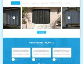 #37 untuk Looking for an experienced website designer oleh Bishalg97