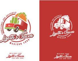 #54 untuk Lizeths Taco Truck Logo oleh jricardo69