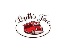 #18 untuk Lizeths Taco Truck Logo oleh mfawzy5663