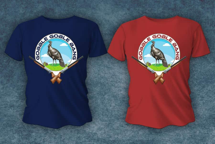 Inscrição nº                                         63                                      do Concurso para                                         Hunting T-Shirt Graphics