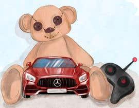 #20 для Illustrate a Image with a Car от naayamudali