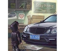 #23 для Illustrate a Image with a Car от kushwahom11
