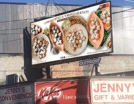 #98 for Outdoor advertising design by paltripat76