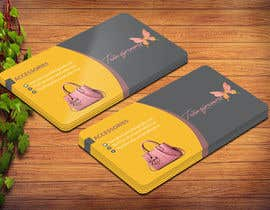 #276 for 3.5x2 Business Card Design/Front &  back same design/29385 by brurmarufa