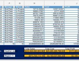 mdm135336 tarafından I want to slove one excel sheet problem için no 51