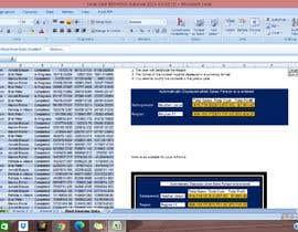RONYSUNNY488 tarafından I want to slove one excel sheet problem için no 66