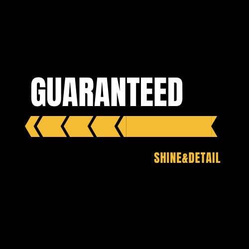 Bài tham dự cuộc thi #                                        28                                      cho                                         Guaranteed Shine & detail