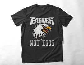 Nro 131 kilpailuun Eagles T-Shirt Design käyttäjältä nahidbd44
