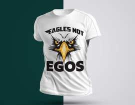 Nro 85 kilpailuun Eagles T-Shirt Design käyttäjältä mdsafi60