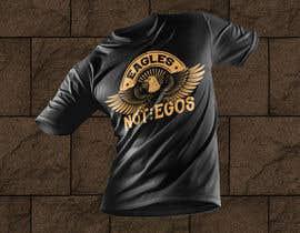 Nro 92 kilpailuun Eagles T-Shirt Design käyttäjältä gmsamim