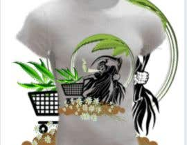 Nro 116 kilpailuun Creative T-shirt Design for Artist Merch!!! Dark/Cartoon/Graffiti Type - 03/03/2021 22:28 EST käyttäjältä lisacollins734