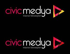 #247 cho Logo Design for Civic Medya bởi imglook
