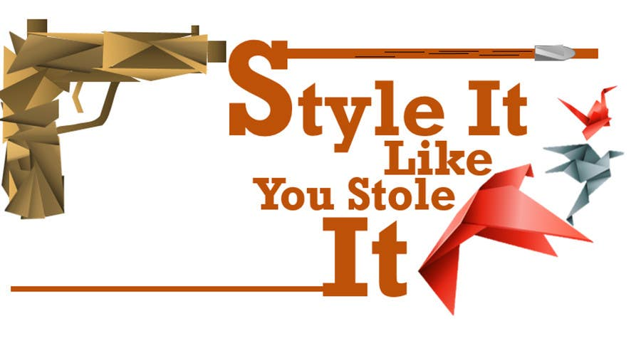 Proposition n°                                        10                                      du concours                                         Design a Logo for my badass lifestyle blog StyleItLikeYouStoleIt.com