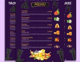 #34 untuk drinks menu for restaurant oleh joyantabanik8881