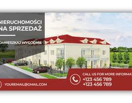 #149 untuk Need to prepare property advert (260 x 130). With making visualisation more realistic oleh idafebiyanti