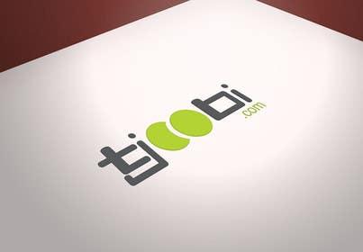 #15 cho Designa en logo for tjoobi.com bởi javedg