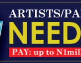 petersamajay tarafından URGENT - Small banner to design için no 209