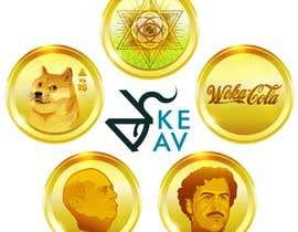 #8 para Create 5 token faces for a new game por kennyefrainii