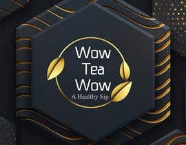 """nº 46 pour Need a logo for our new brand """" Wow Tea Wow"""" par Priyaeditz"""