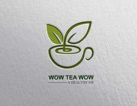 "nº 14 pour Need a logo for our new brand "" Wow Tea Wow"" par dulalbadsham"