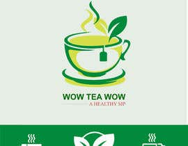 "nº 15 pour Need a logo for our new brand "" Wow Tea Wow"" par dulalbadsham"