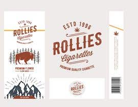 Nro 58 kilpailuun create a brand of cannabis cigarettes and a design for the pack käyttäjältä hakimihamizi15