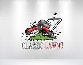 #14 for Logo Creation for Classic Lawns af Hedait