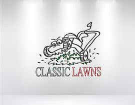 #19 for Logo Creation for Classic Lawns af Hedait