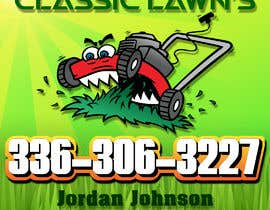 #51 for Logo Creation for Classic Lawns af Rico3232