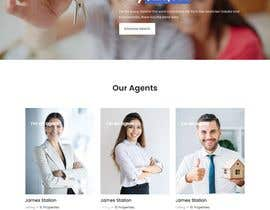 #13 for Design an attractive landing Page for us in wordpress (back end already done, need front end visuals) by Nurnobi24