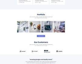 #14 cho Design an attractive landing Page for us in wordpress (back end already done, need front end visuals) bởi mstalza323