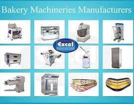 #25 untuk Flyer Design for Bakery Machinery and Refrigeration Equipment oleh helmy93