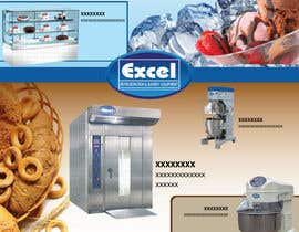 #2 untuk Flyer Design for Bakery Machinery and Refrigeration Equipment oleh ManuelSabatino