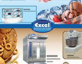 #4 for Flyer Design for Bakery Machinery and Refrigeration Equipment af ManuelSabatino