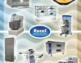 nº 15 pour Flyer Design for Bakery Machinery and Refrigeration Equipment par estrelladeques0