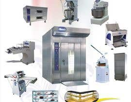 #9 untuk Flyer Design for Bakery Machinery and Refrigeration Equipment oleh A1Designz