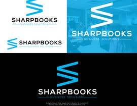 Nro 220 kilpailuun Design Logo and Business Stationery for SharpBooks Business Solutions käyttäjältä imrananis316